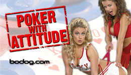 Poker At Bodog.com - This Is Not Your Daddies Sportsbook